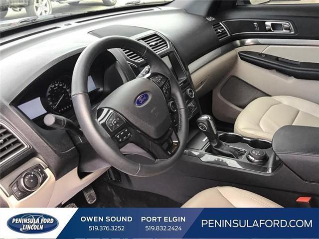2018 Ford Explorer XLT (Stk: 18FE548B) in Owen Sound - Image 12 of 24