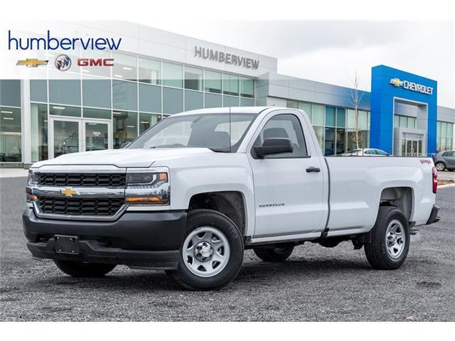2018 Chevrolet Silverado 1500 WT (Stk: 18SL288) in Toronto - Image 1 of 18