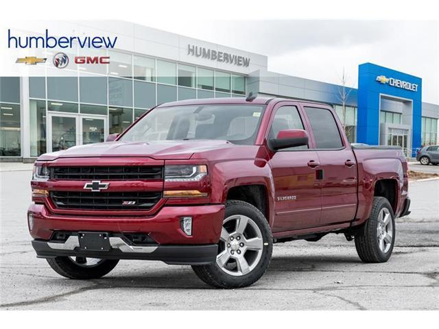 2018 Chevrolet Silverado 1500 2LT (Stk: 18SL661) in Toronto - Image 1 of 18