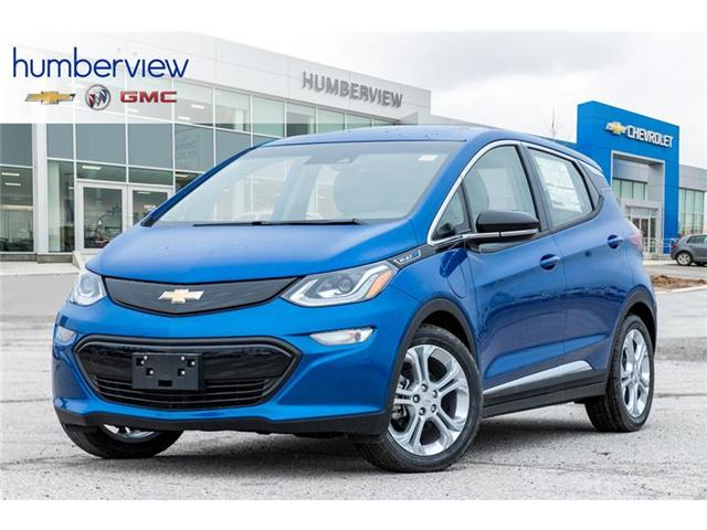 2019 Chevrolet Bolt EV LT (Stk: 19BT009) in Toronto - Image 1 of 20