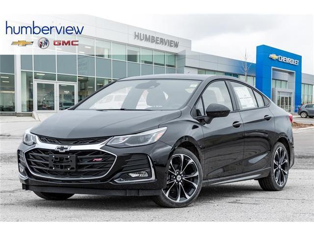 2019 Chevrolet Cruze Premier (Stk: 19CZ043) in Toronto - Image 1 of 21