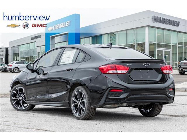 2019 Chevrolet Cruze Premier (Stk: 19CZ043) in Toronto - Image 5 of 21