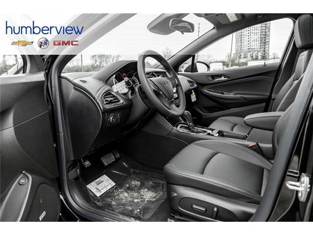 2019 Chevrolet Cruze Premier (Stk: 19CZ043) in Toronto - Image 8 of 21