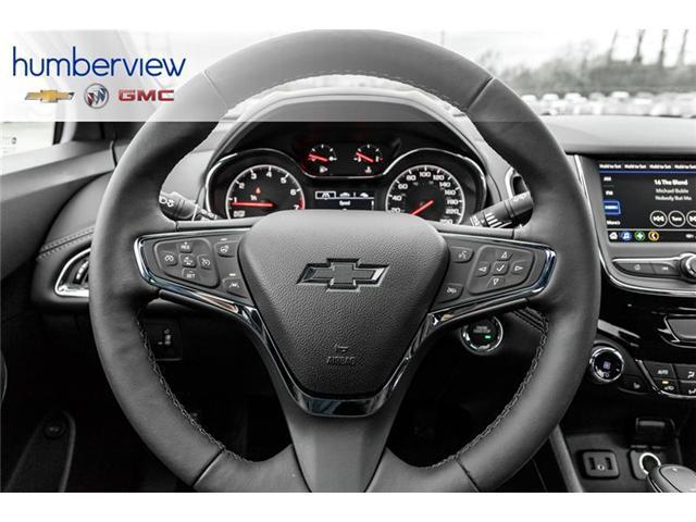 2019 Chevrolet Cruze Premier (Stk: 19CZ043) in Toronto - Image 9 of 21