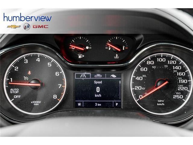 2019 Chevrolet Cruze Premier (Stk: 19CZ043) in Toronto - Image 10 of 21