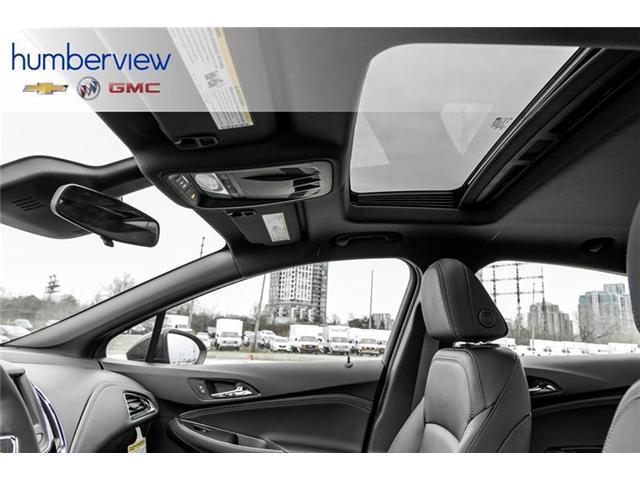 2019 Chevrolet Cruze Premier (Stk: 19CZ043) in Toronto - Image 15 of 21