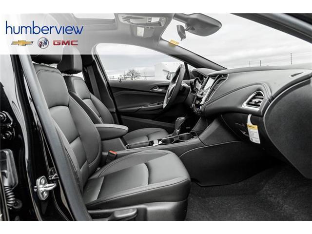 2019 Chevrolet Cruze Premier (Stk: 19CZ043) in Toronto - Image 16 of 21