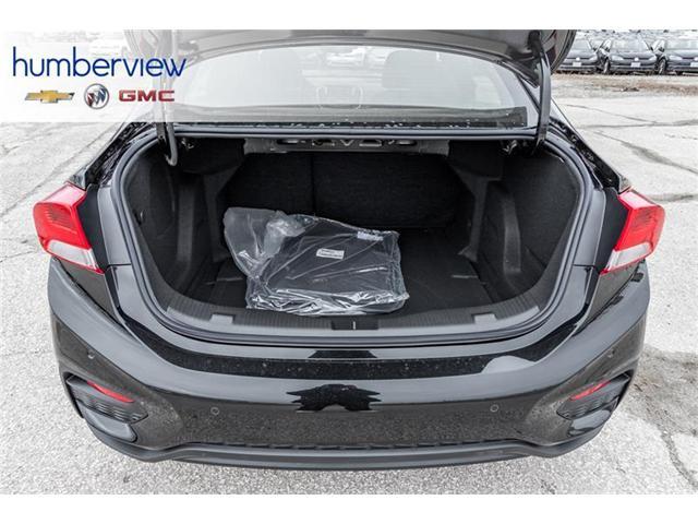 2019 Chevrolet Cruze Premier (Stk: 19CZ043) in Toronto - Image 20 of 21