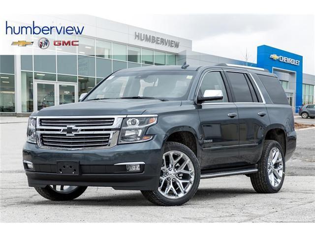 2019 Chevrolet Tahoe Premier (Stk: 19TH020) in Toronto - Image 1 of 22