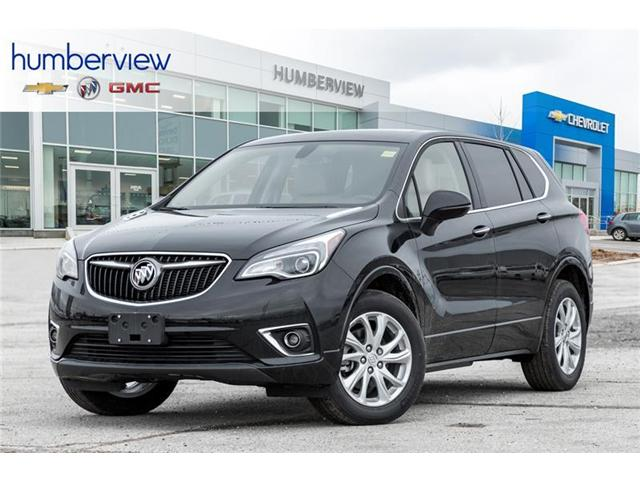 2019 Buick Envision Preferred (Stk: B9N008) in Toronto - Image 1 of 20