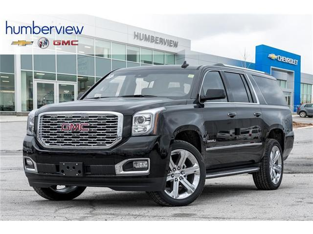 2019 GMC Yukon XL Denali (Stk: T9Y035) in Toronto - Image 1 of 22