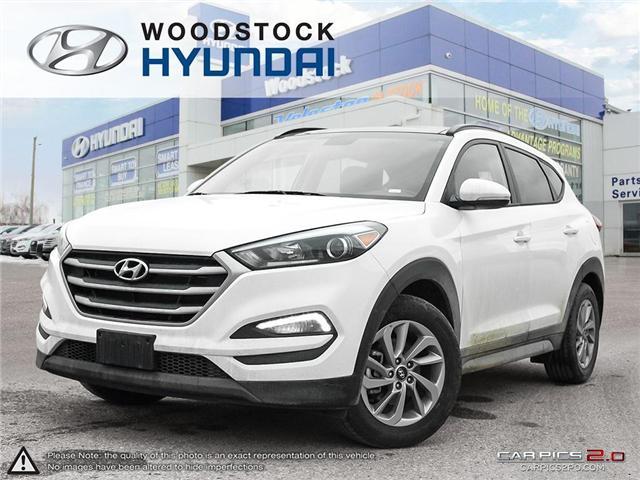 2018 Hyundai Tucson SE 2.0L (Stk: P1341) in Woodstock - Image 1 of 27