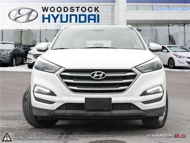 2018 Hyundai Tucson SE 2.0L (Stk: P1341) in Woodstock - Image 2 of 27