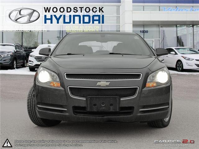 2011 Chevrolet Malibu LT Platinum Edition (Stk: TN18008A) in Woodstock - Image 2 of 27