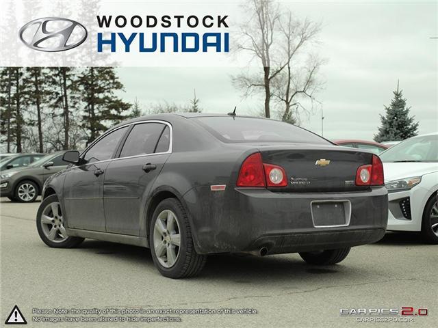 2011 Chevrolet Malibu LT Platinum Edition (Stk: TN18008A) in Woodstock - Image 4 of 27