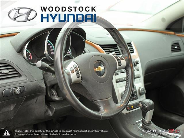 2011 Chevrolet Malibu LT Platinum Edition (Stk: TN18008A) in Woodstock - Image 6 of 27