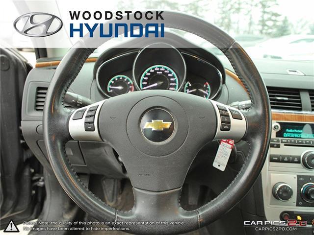 2011 Chevrolet Malibu LT Platinum Edition (Stk: TN18008A) in Woodstock - Image 7 of 27