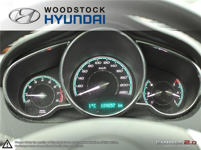 2011 Chevrolet Malibu LT Platinum Edition (Stk: TN18008A) in Woodstock - Image 8 of 27