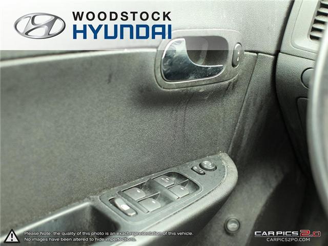 2011 Chevrolet Malibu LT Platinum Edition (Stk: TN18008A) in Woodstock - Image 9 of 27