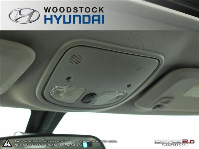 2011 Chevrolet Malibu LT Platinum Edition (Stk: TN18008A) in Woodstock - Image 12 of 27