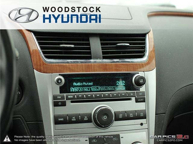 2011 Chevrolet Malibu LT Platinum Edition (Stk: TN18008A) in Woodstock - Image 13 of 27