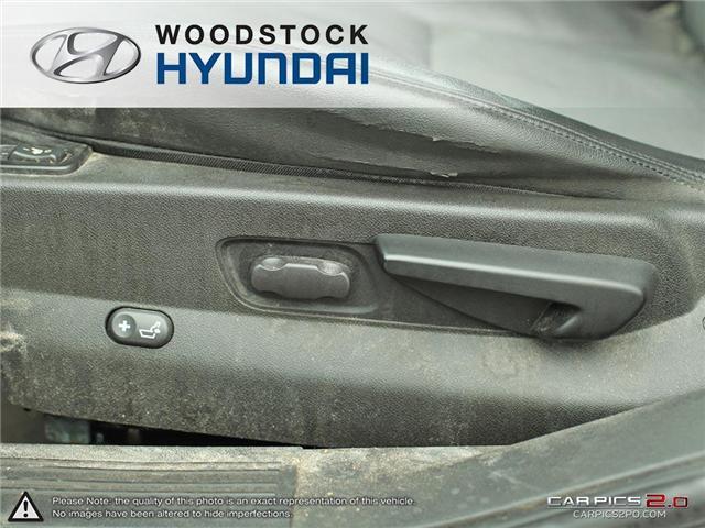 2011 Chevrolet Malibu LT Platinum Edition (Stk: TN18008A) in Woodstock - Image 17 of 27