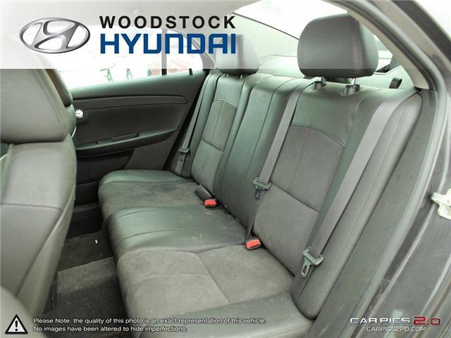 2011 Chevrolet Malibu LT Platinum Edition (Stk: TN18008A) in Woodstock - Image 18 of 27