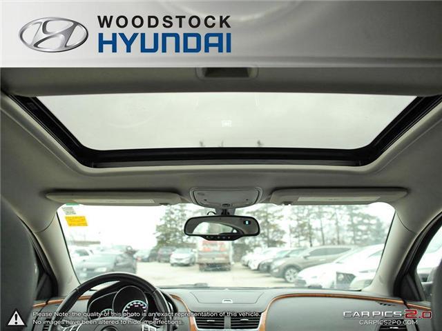 2011 Chevrolet Malibu LT Platinum Edition (Stk: TN18008A) in Woodstock - Image 19 of 27