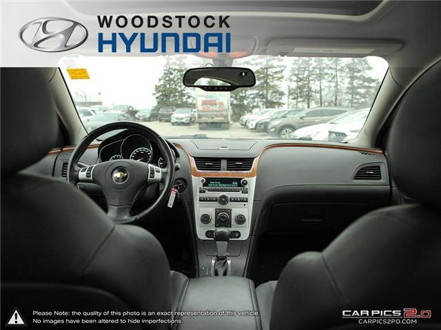 2011 Chevrolet Malibu LT Platinum Edition (Stk: TN18008A) in Woodstock - Image 20 of 27
