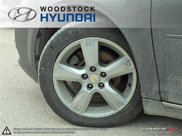 2011 Chevrolet Malibu LT Platinum Edition (Stk: TN18008A) in Woodstock - Image 22 of 27