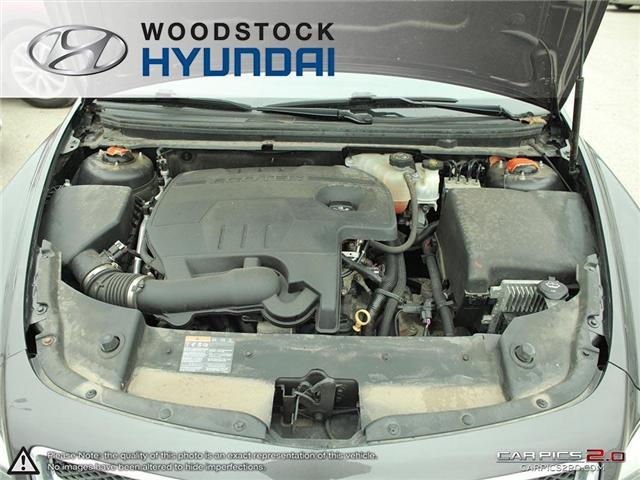 2011 Chevrolet Malibu LT Platinum Edition (Stk: TN18008A) in Woodstock - Image 24 of 27