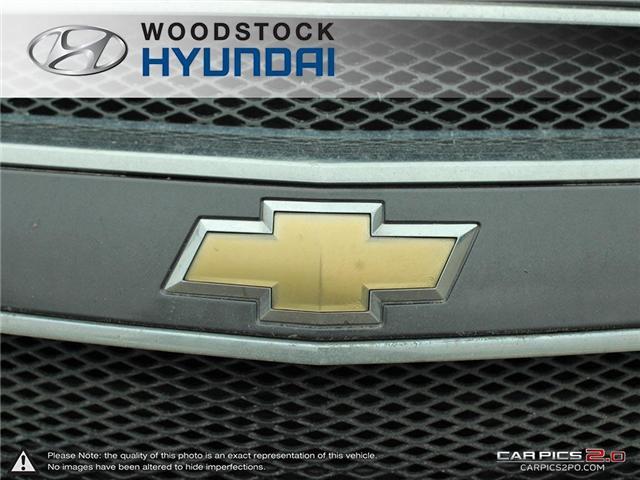 2011 Chevrolet Malibu LT Platinum Edition (Stk: TN18008A) in Woodstock - Image 25 of 27