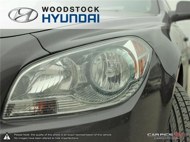 2011 Chevrolet Malibu LT Platinum Edition (Stk: TN18008A) in Woodstock - Image 26 of 27