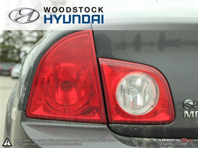 2011 Chevrolet Malibu LT Platinum Edition (Stk: TN18008A) in Woodstock - Image 27 of 27