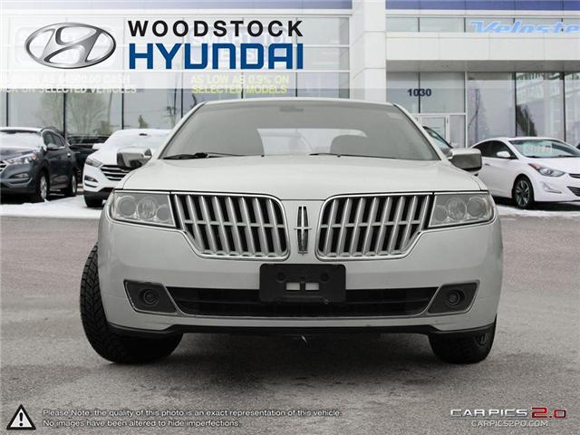2011 Lincoln MKZ Base (Stk: SE18008B) in Woodstock - Image 2 of 27