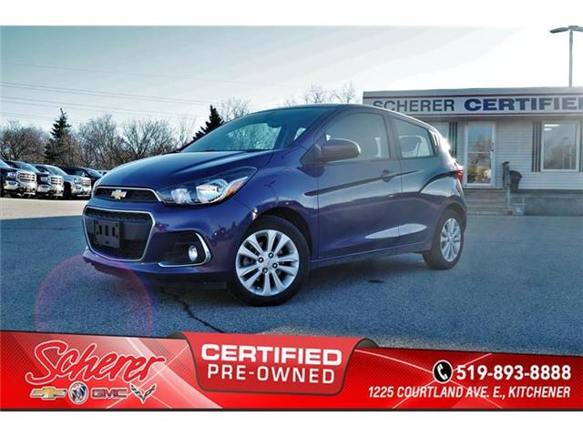 2017 Chevrolet Spark 1LT CVT (Stk: 1812350A) in Kitchener - Image 1 of 9