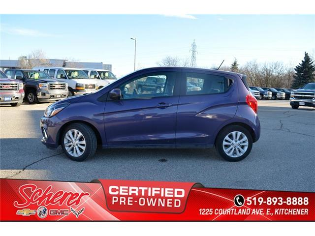 2017 Chevrolet Spark 1LT CVT (Stk: 1812350A) in Kitchener - Image 2 of 9