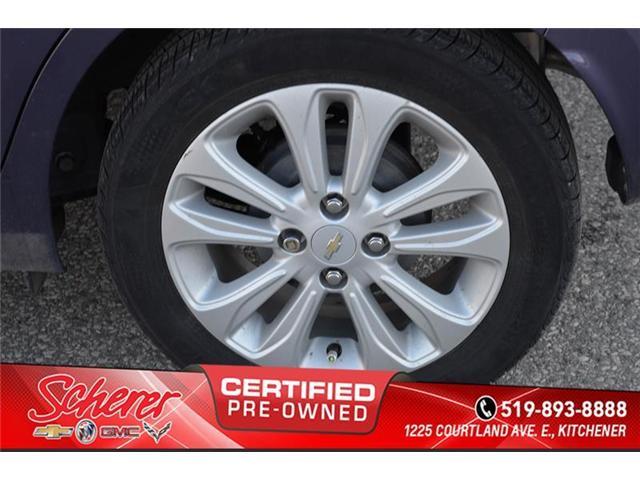 2017 Chevrolet Spark 1LT CVT (Stk: 1812350A) in Kitchener - Image 4 of 9