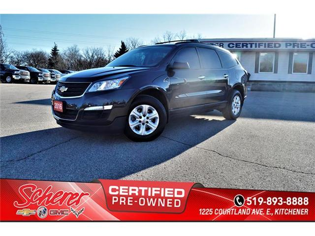 2016 Chevrolet Traverse LS (Stk: 1816980A) in Kitchener - Image 1 of 9