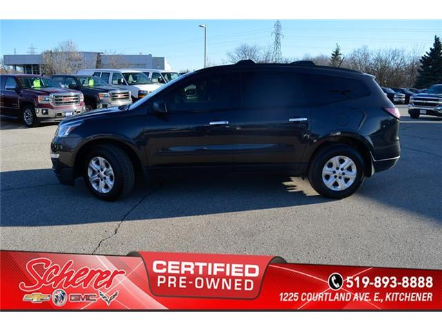 2016 Chevrolet Traverse LS (Stk: 1816980A) in Kitchener - Image 2 of 9