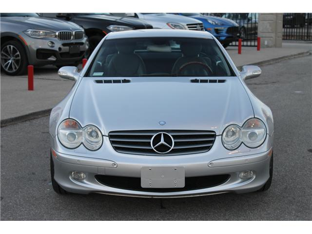 2003 Mercedes-Benz SL-Class  (Stk: 16552) in Toronto - Image 2 of 16