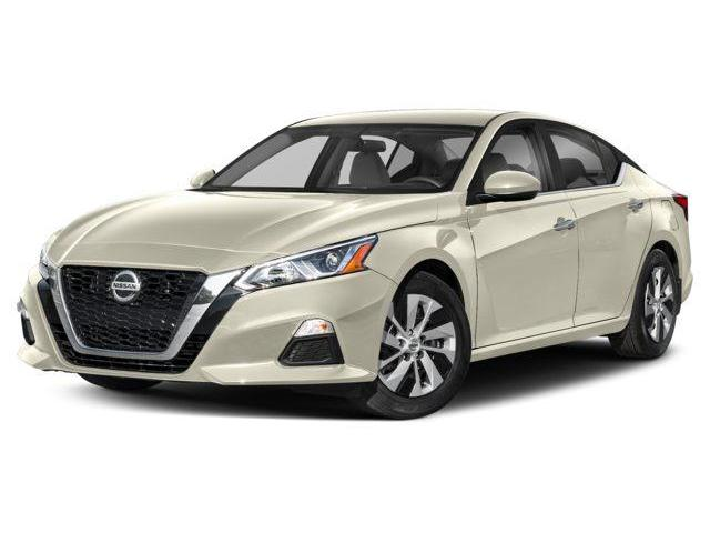 2019 Nissan Altima 2.5 SV (Stk: U124) in Ajax - Image 1 of 9