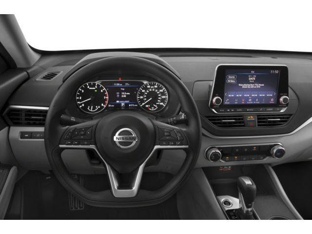 2019 Nissan Altima 2.5 SV (Stk: U124) in Ajax - Image 4 of 9