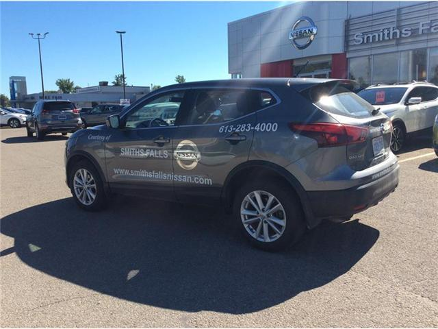 2018 Nissan Qashqai S (Stk: 18-071) in Smiths Falls - Image 3 of 13