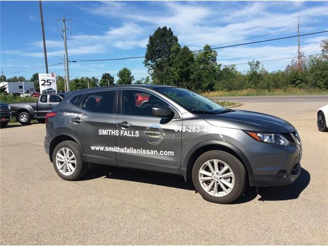 2018 Nissan Qashqai S (Stk: 18-071) in Smiths Falls - Image 11 of 13