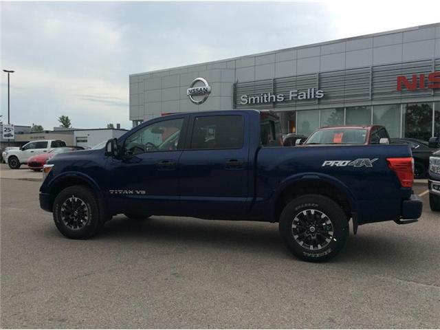 2018 Nissan Titan PRO-4X (Stk: 18-218) in Smiths Falls - Image 2 of 12