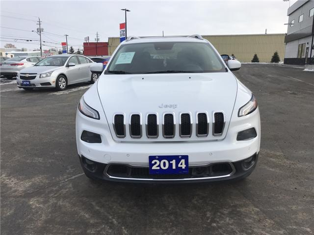 2014 Jeep Cherokee Limited (Stk: 18699) in Sudbury - Image 2 of 15