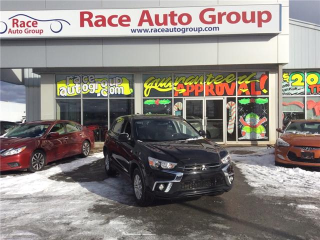 2018 Mitsubishi RVR SE (Stk: 16327) in Dartmouth - Image 1 of 24