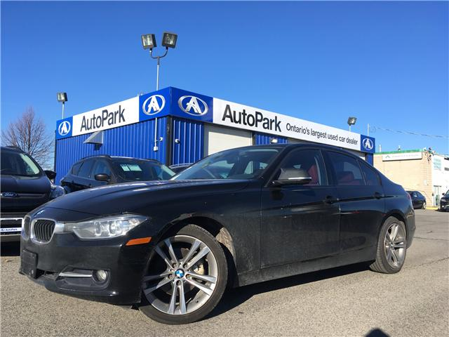 2014 BMW 320i xDrive (Stk: 14-69294) in Georgetown - Image 1 of 27