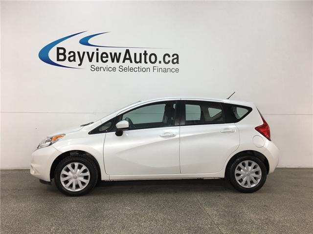 2015 Nissan Versa Note 1.6 S (Stk: 34160J) in Belleville - Image 1 of 23
